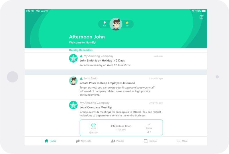 Employee Celebration Platforms