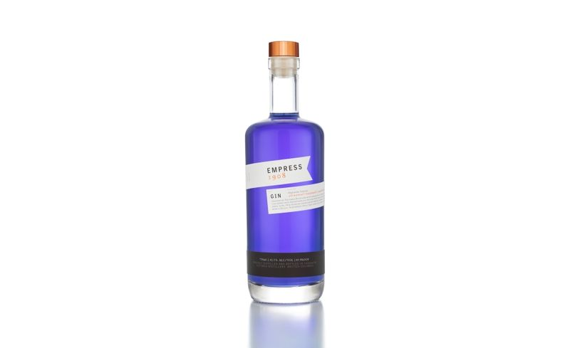 Color-Changing Gin Spirits