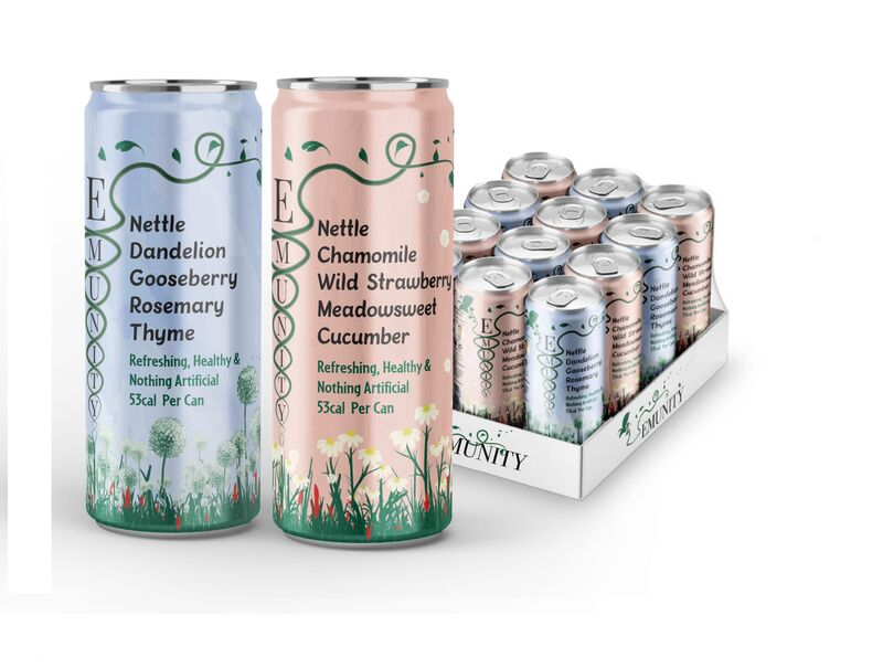 Nettle Soft Drinks
