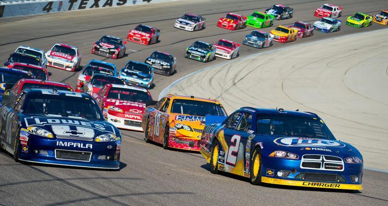 Streamed Virtual Car Races
