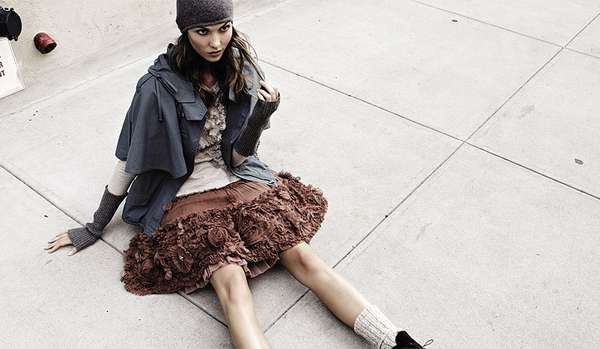 Youthful Flirty Fashion