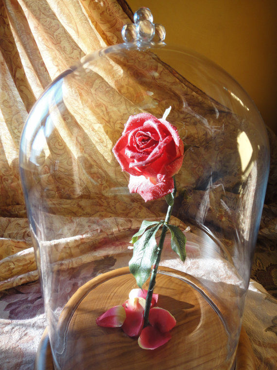Enchanted Rose Replicas