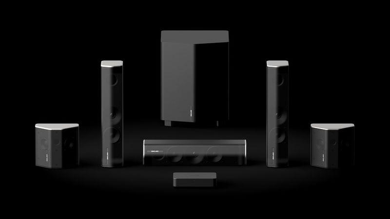 Low Latency Home Speakers