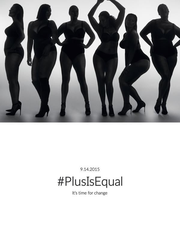 Empowering Plus-Size Campaigns