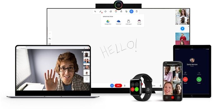 Hack-Proof Video Conference Cameras