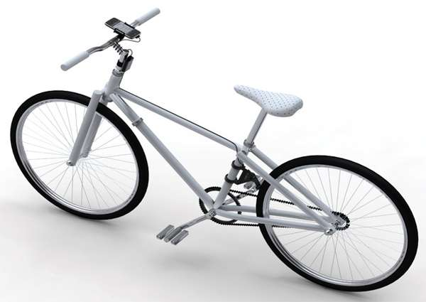 Interactive-Integrated Bikes