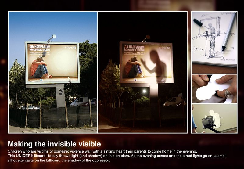 Illuminating Child Abuse Ads