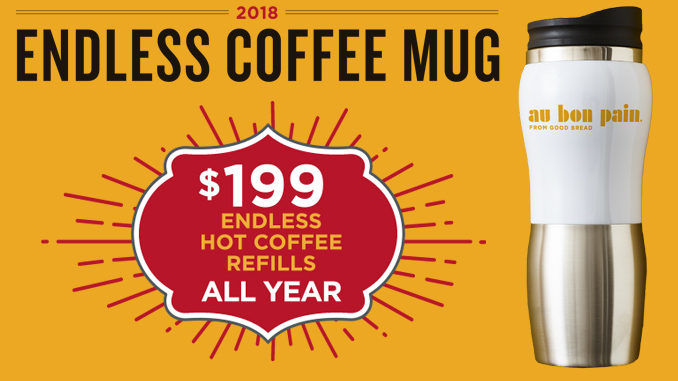 Unlimited Refill Coffee Mugs