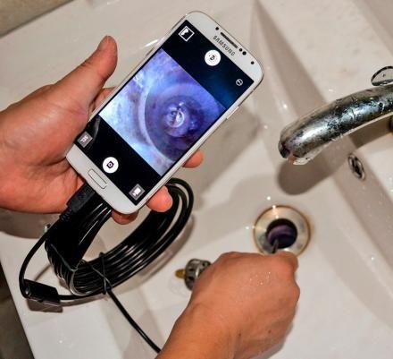 Endoscopic Smartphone Cameras