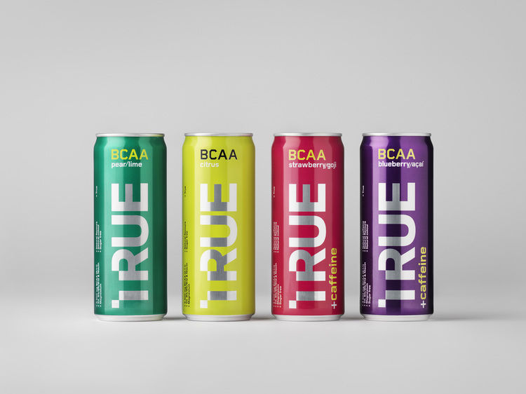 Chromatic Energy Drink Branding