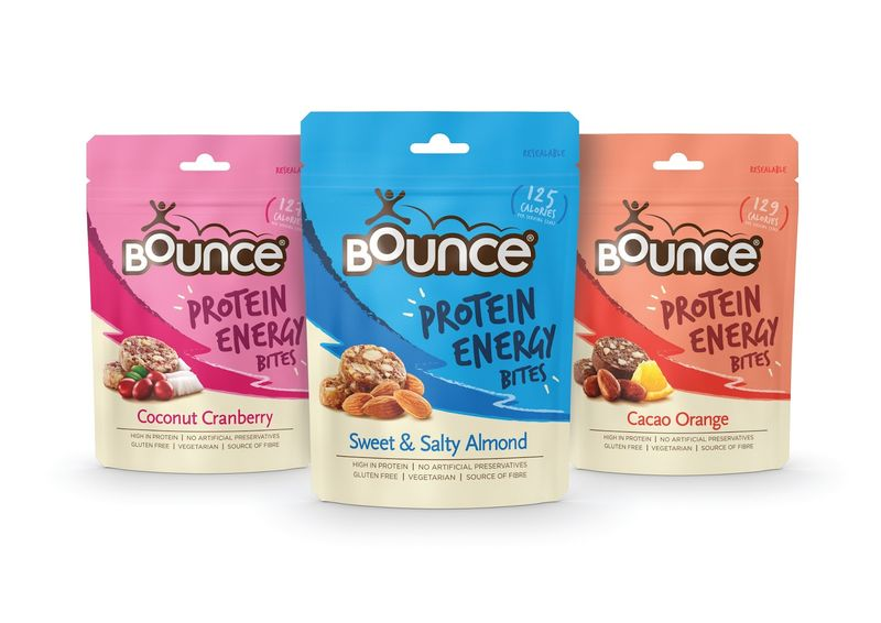 Energy-Inducing Snack Packs