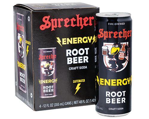 Caffeine-Packed Root Beers