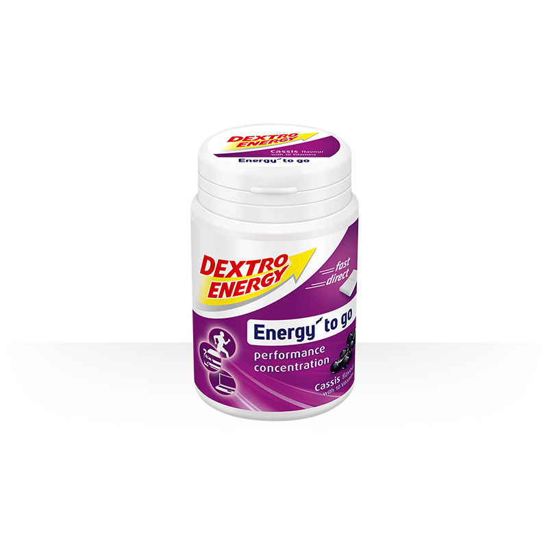 Vitamin-Enriched Energy Tablets