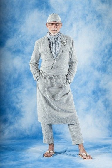 Eccentric Elderly Lookbooks