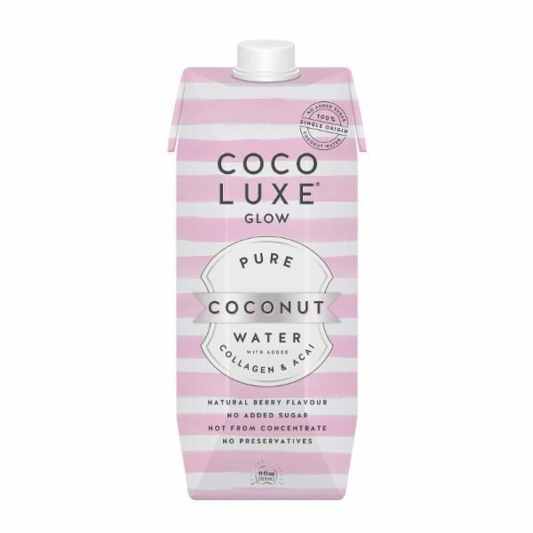 Collagen-Enhanced Coconut Water