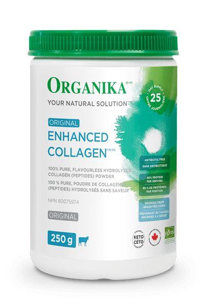 Protein-Rich Collagen Powders