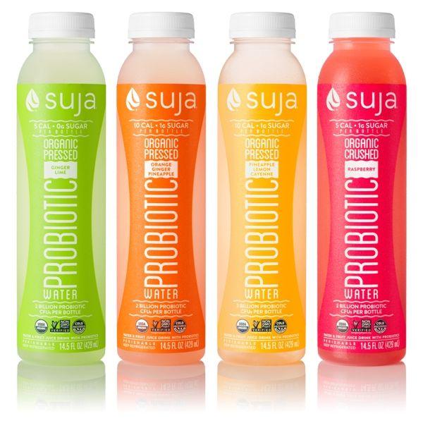 Fruity Probiotic Water