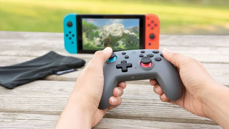 Portable Full-Size Console Controllers
