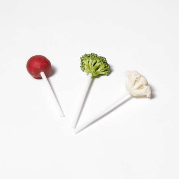 Redesigned Palette-Amusing Foods