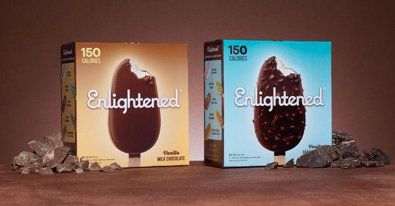 Chocolate-Dipped Ice Cream Bars