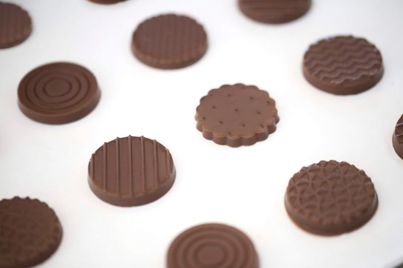 Healthfully Enriched Chocolates