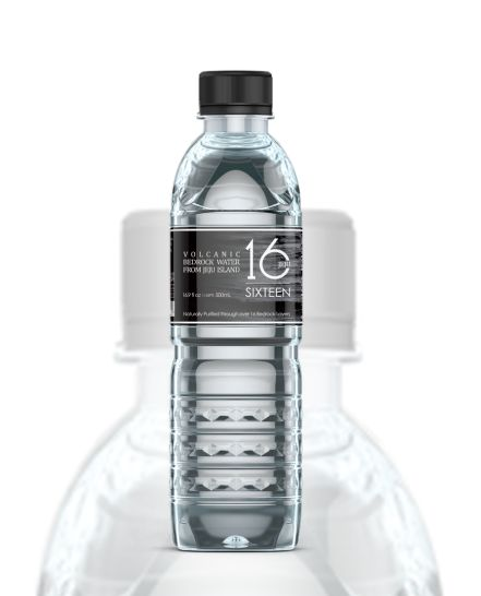 Mineral-Enriched Water
