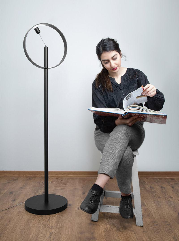 Malleable Orientation Lamps