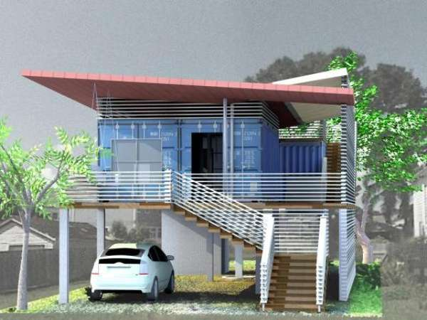 Senior Shipping Container Homes