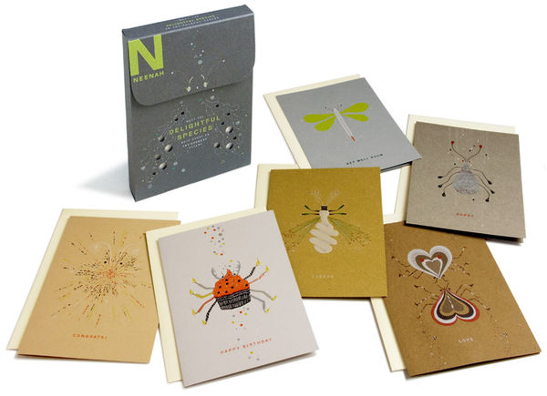 Eccentric Paper Branding