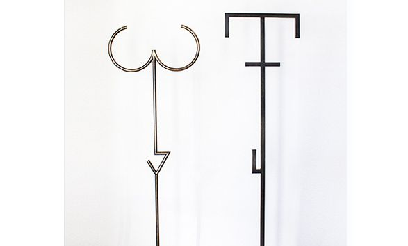 Abstract Anatomical Coatracks