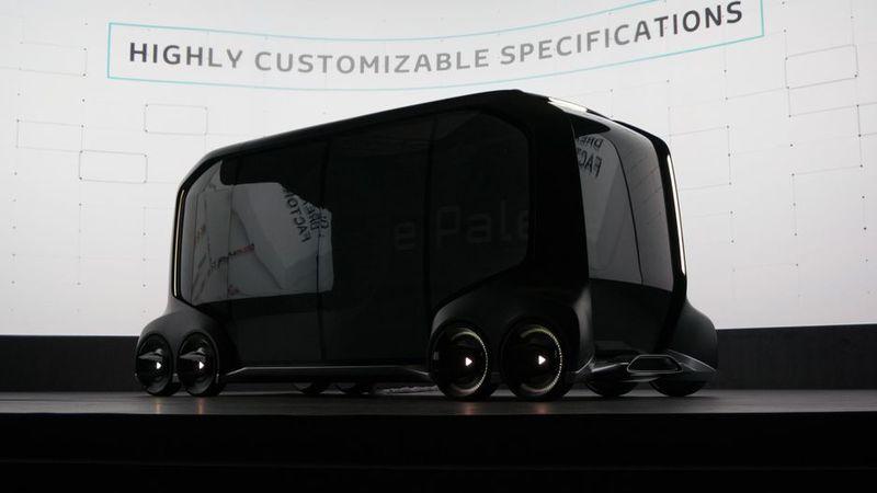 Autonomous Retail Vehicles