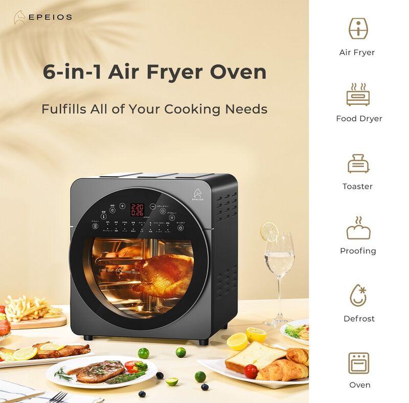 Multifunctional Air Fryer Ovens