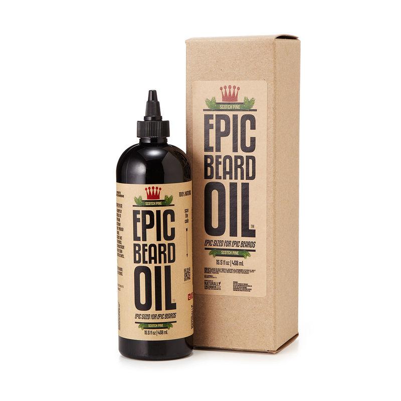 All-Natural Beard Oils