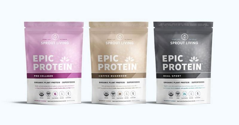 Multi-Source Protein Products