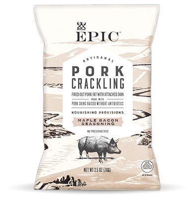 Crispy Pork Shoulder Snacks