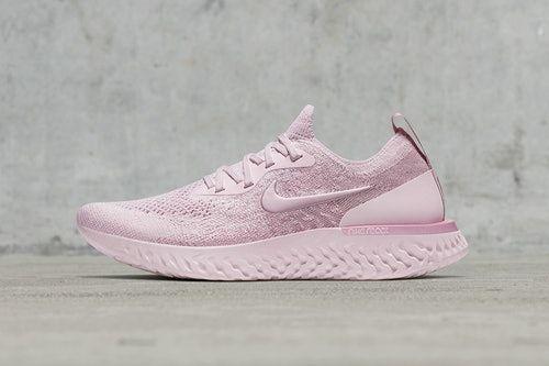 Tonal Springtime Sneakers