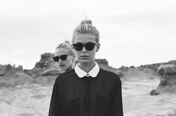 Desert Duality Eyewear Ads