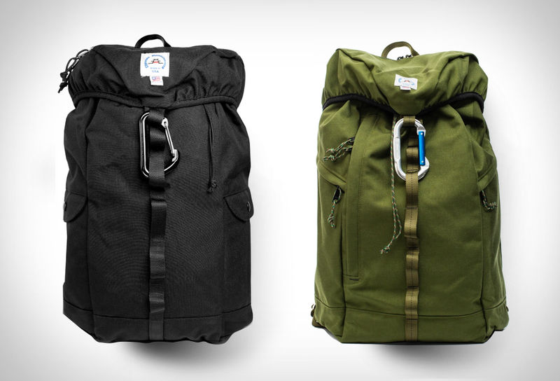 Vintage-Inspired Climber Packs