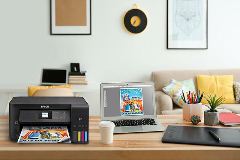 Cartridge-Free Inkjet Printers