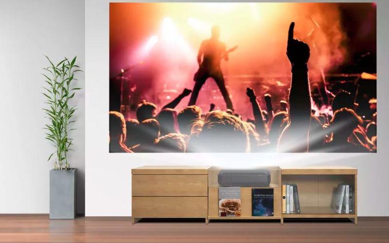 Widescreen HD Projectors