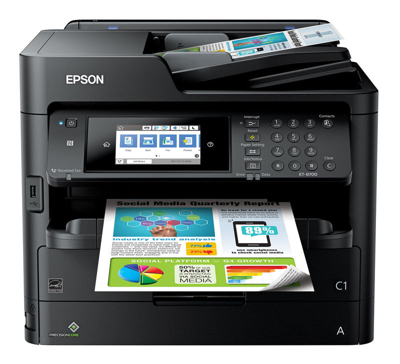 Eco Office-Ready Printers