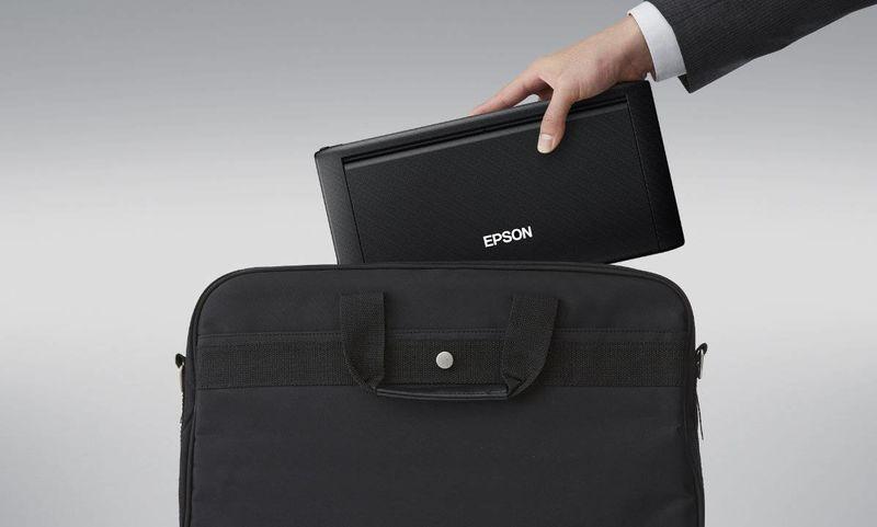 Briefcase-Friendly Printers