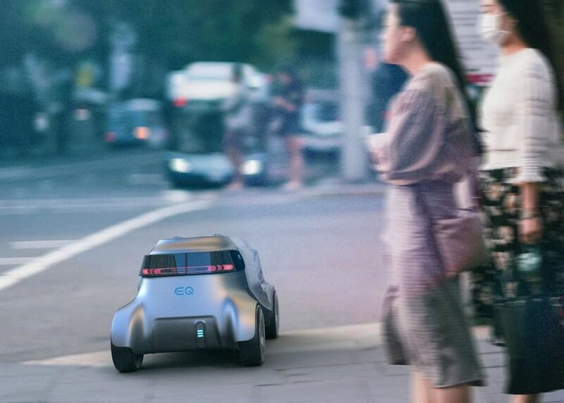 Contactless Last-Mile Delivery Robots