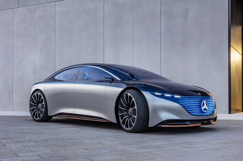Autonomous Electric Concept Cars