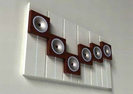 Sound Wave Speakers