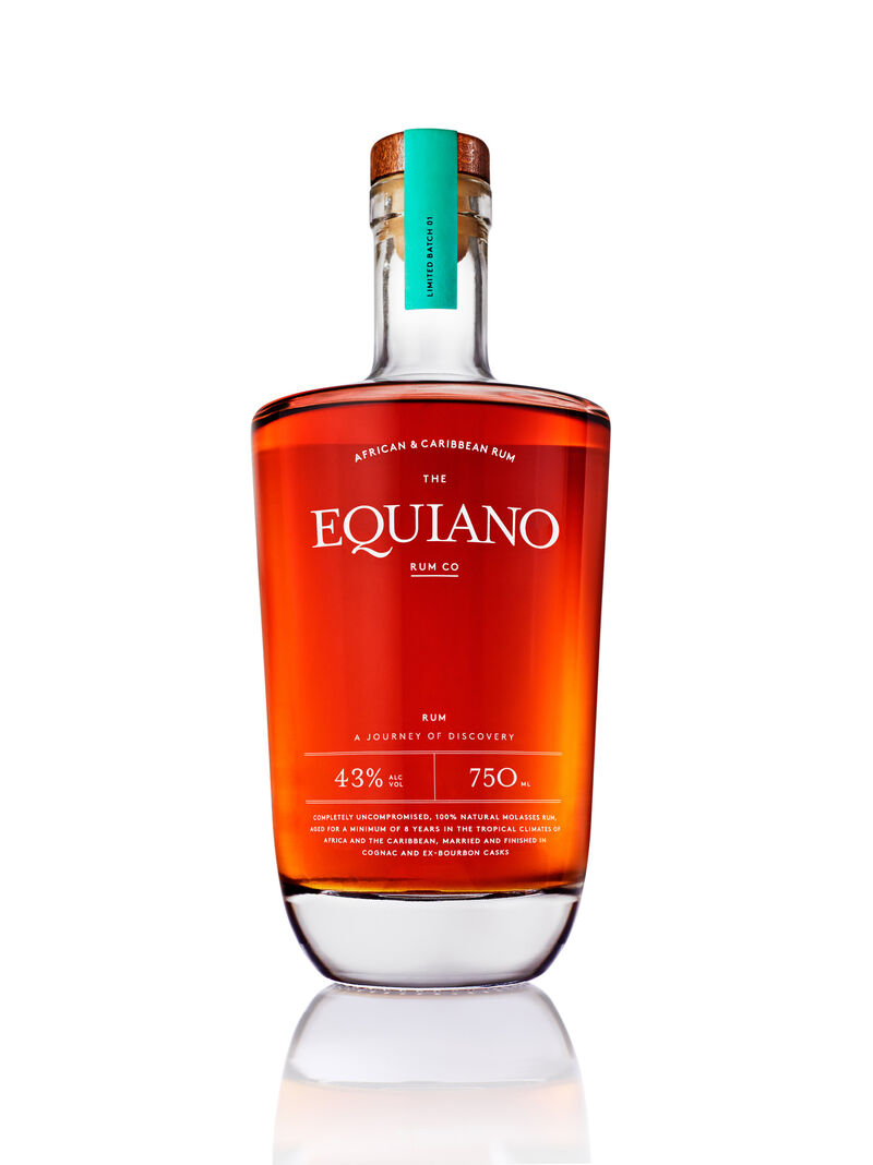 Free-from Rum Spirits
