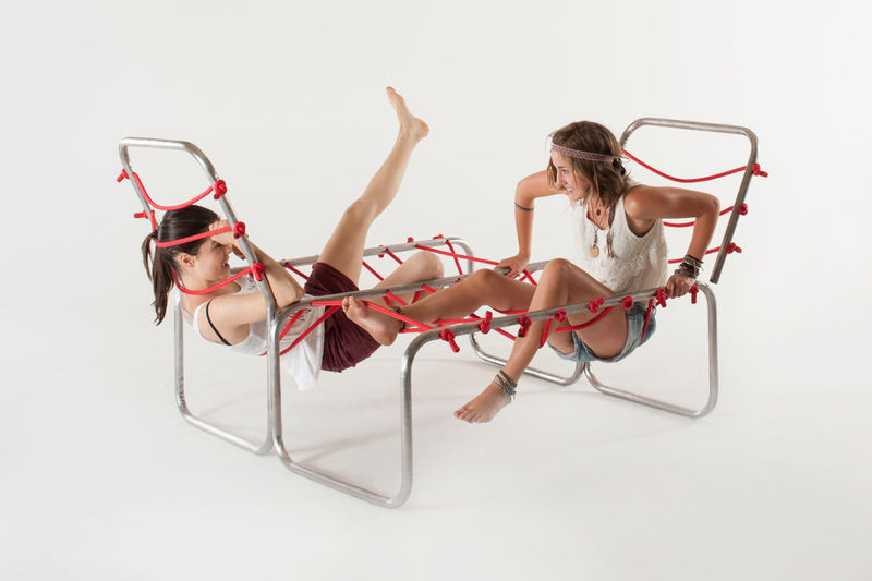 Ropy Outdoor Loungers