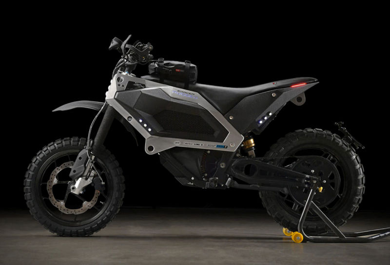 Off-Road-Ready Electric Motorcycles