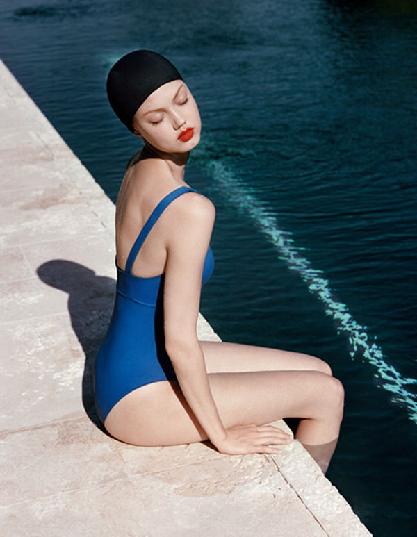 Retro Poolside Campaigns