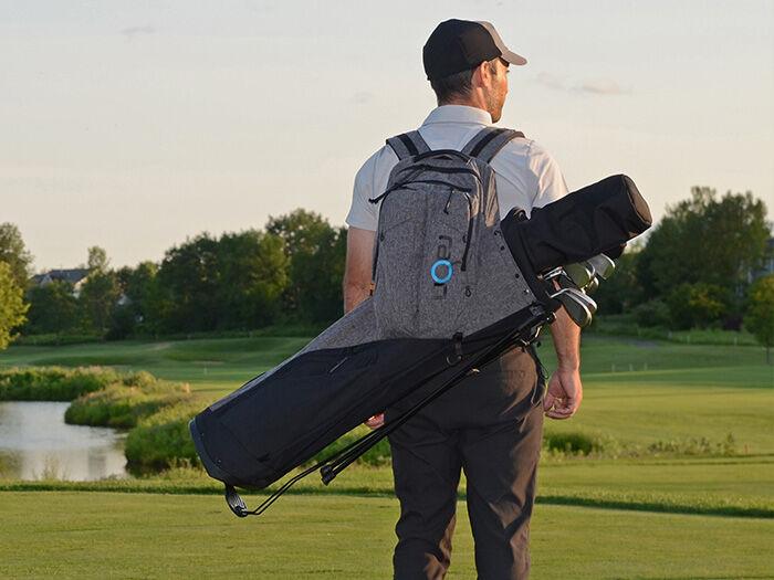 Stress-Reducing Golf Bags